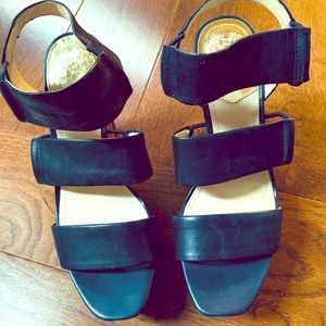 Navy Blue, Vince Camuto sandals